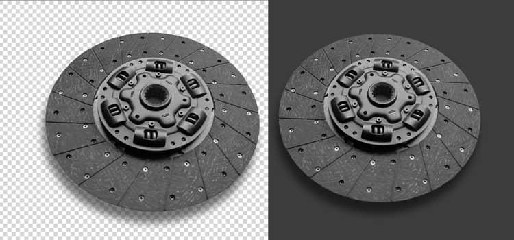 Motor Parts Photo Editing