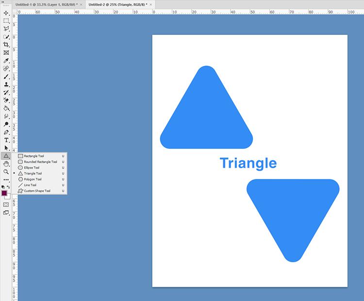 Live Shapes- Triangle