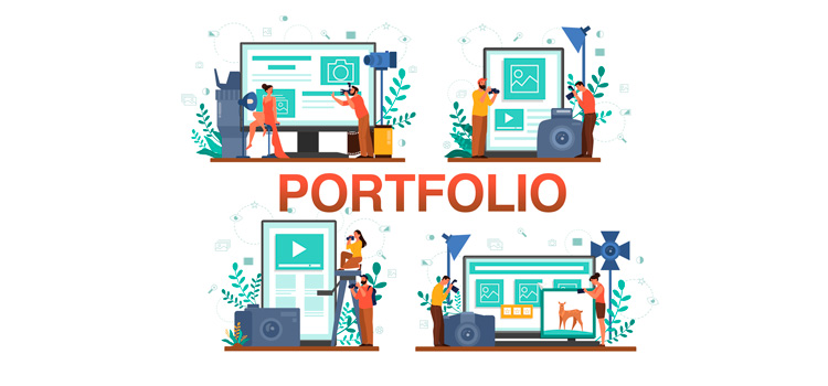 Build an Exquisite Portfolio- Freelance Photography