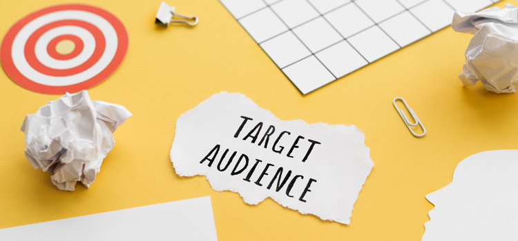 Figure out your Target Audience