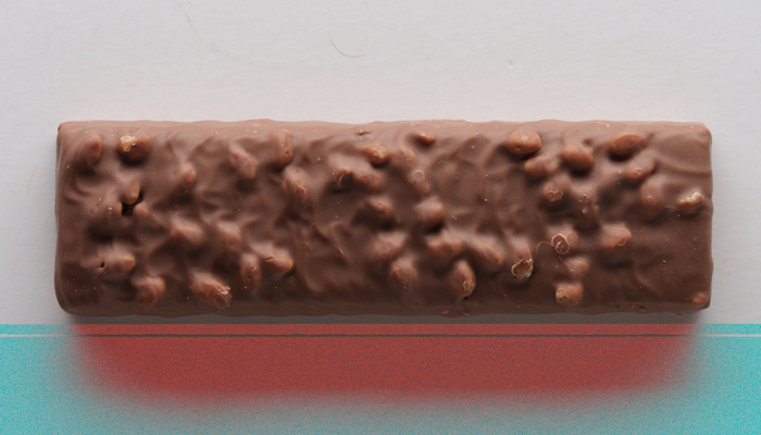 Chocolate Product Photo Editing ( Before)
