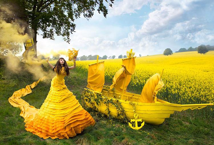 Kirsty Mitchell- Fantasy Photographer