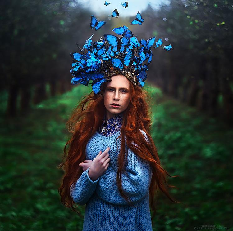 Margarita Kareva- Fantasy Photographer