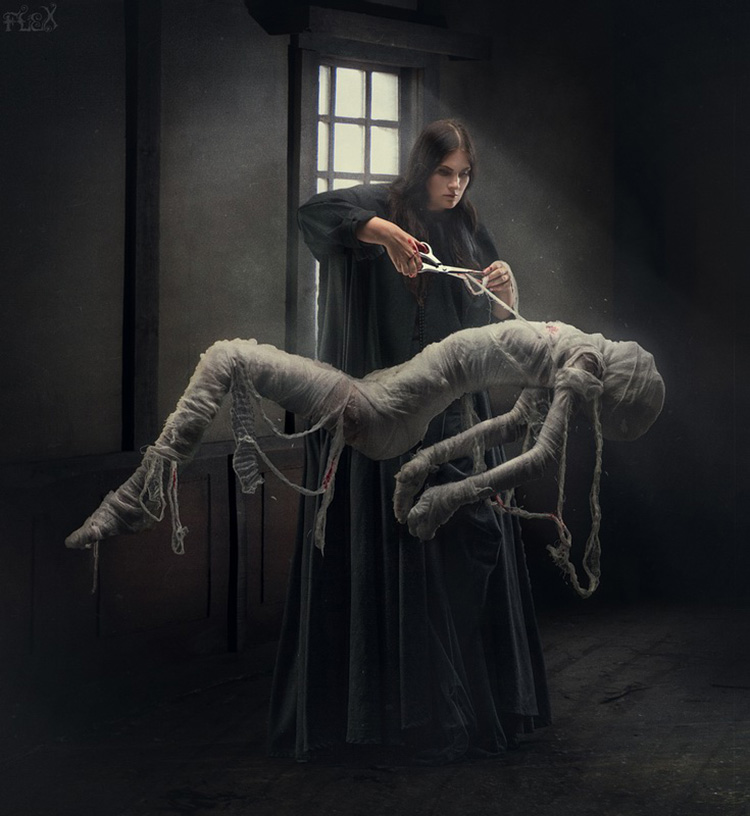 Stanislov Istratov- Fantasy Photographer