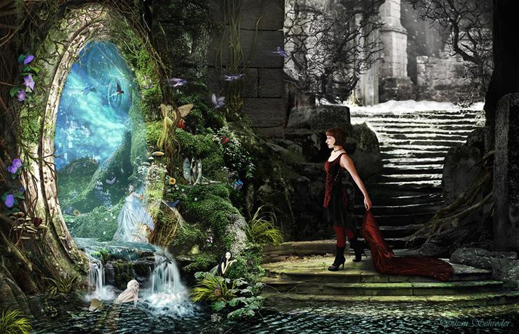 Susan Schroder- Fantasy Photographer