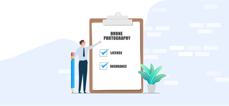 Certify yourself with drone flying license and get insurance