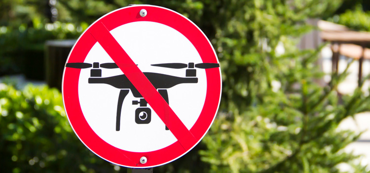 Get familiar with drone laws