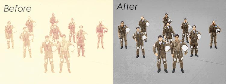 Image Restoration Service