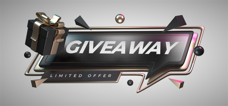 Offer Giveaways if you are a commercial venture