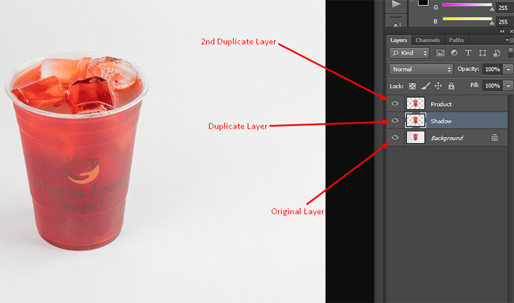 Screenshot 3 (Duplicate Layer)