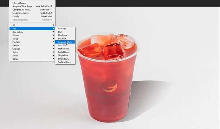 Screenshot 7 (Select the Filter)